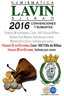 Calendario convenciones 2016 Calendario2016